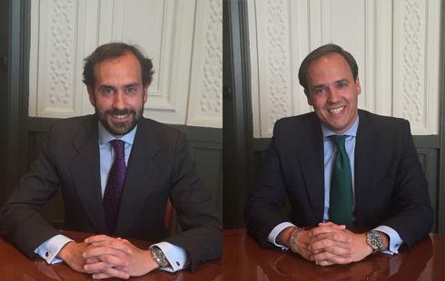 icente Rodríguez Mingo y José Manuel Soriano