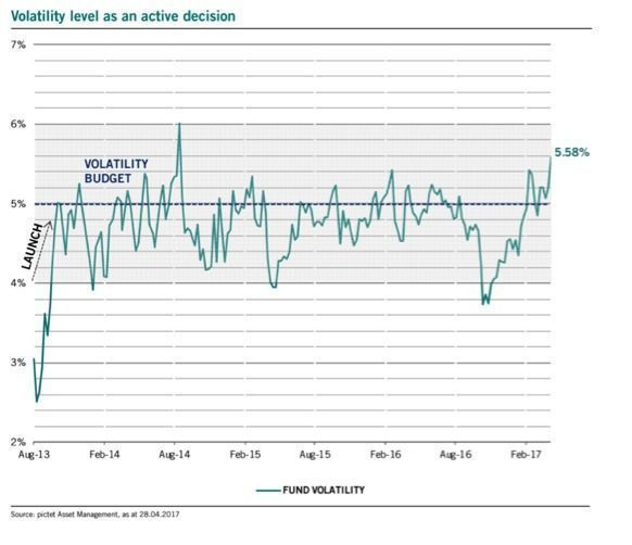 volatility budget