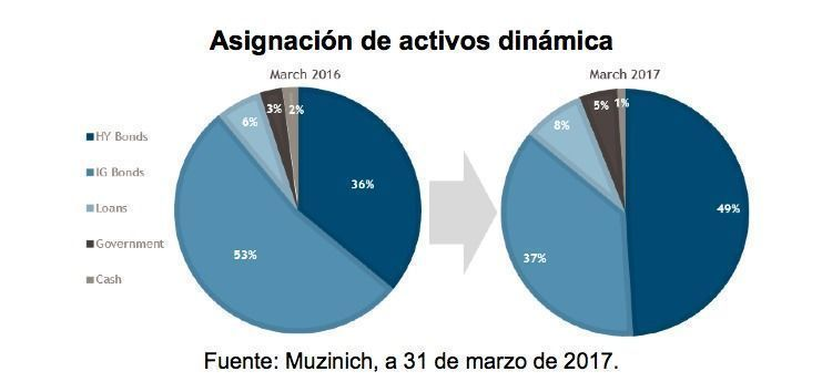 Muzinich asset allocation