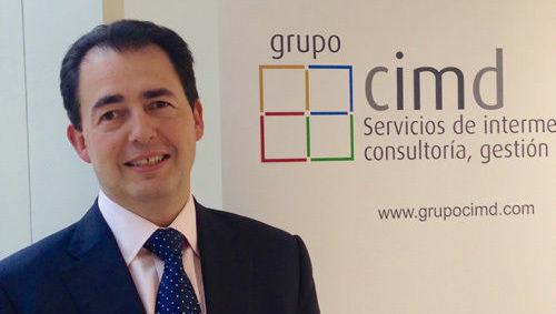 Alberto Salgado Grupo CIMD