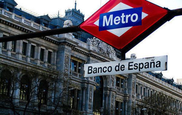 El banco de espa a recuerda el diferente trato entre los for Manana abren los bancos en espana
