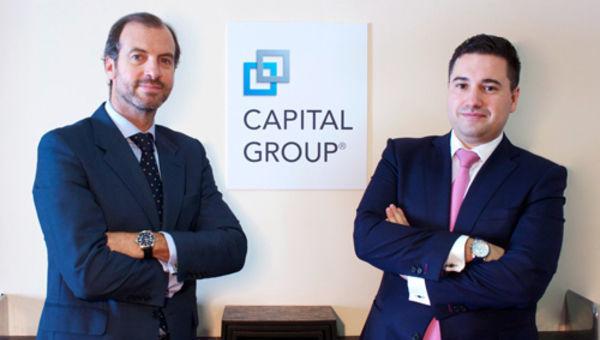 Mario González e Álvaro Fernández Arrieta