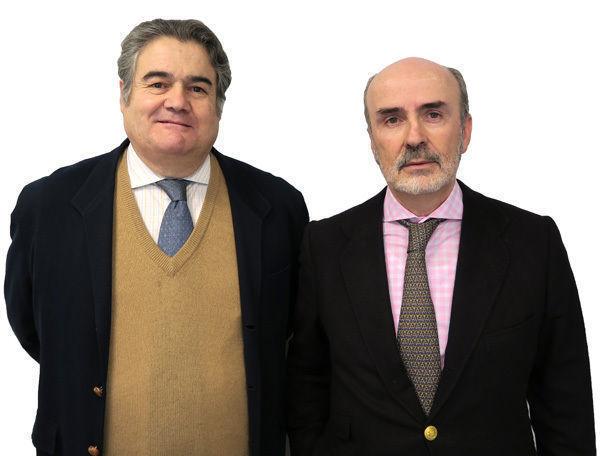Miguel Ángel Velasco de Torres y José Javier Sánchez A&G