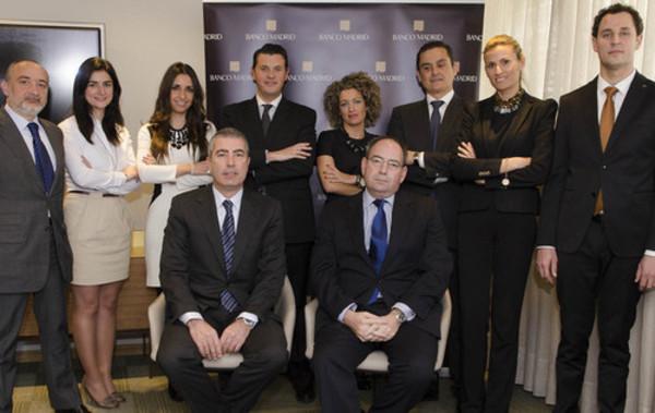 Banco madrid abre nueva oficina en murcia for Oficinas banco popular murcia