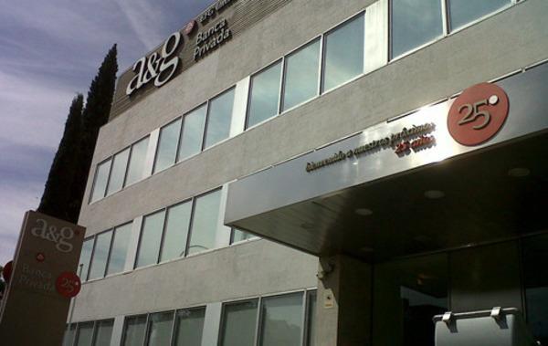 A g banca privada incorpora a adriana de la osa como for Oficinas de bankia en valladolid