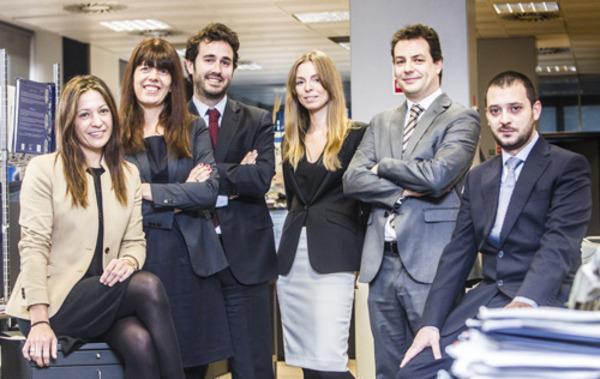 Javier blasco for Openbank oficinas barcelona