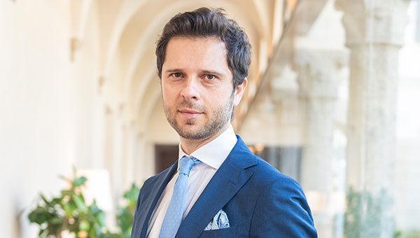 Antonio Forte, International Sales Manager, Liontrust
