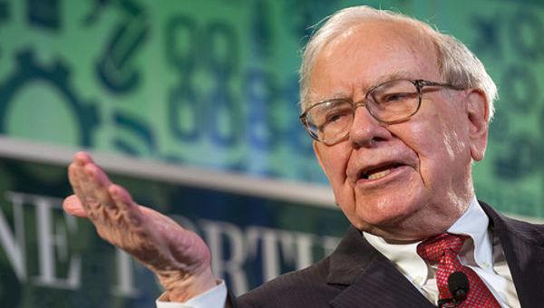 Warren Buffett revela cuál es