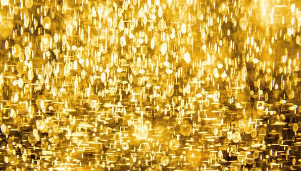 Por qué el oro también ha caído en este último crash de mercado