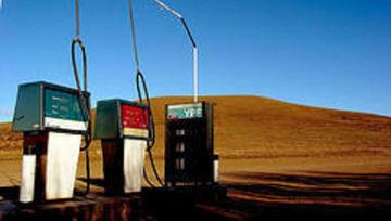 Un gráfico que explica el porqué de la fuerte caída del petróleo