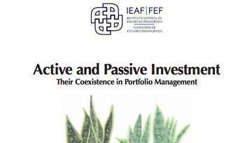 Inversión activa e inversión pasiva: su coexistencia en la gestión de carteras