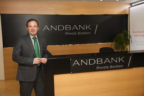 Jos manuel i arrea nuevo director de andbank en bilbao for Oficinas caixa bilbao