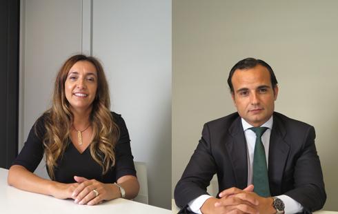Amparo Puchades José Luis Boix Bank Degroof Petercam Spain