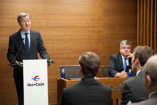 Los recursos fuera de balance en ibercaja banco superan el for Oficina kutxabank madrid