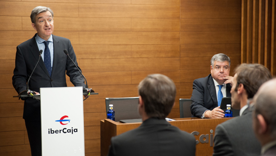 Ibercaja abre oficina de banca personal y privada en for Ibercaja oficinas zaragoza