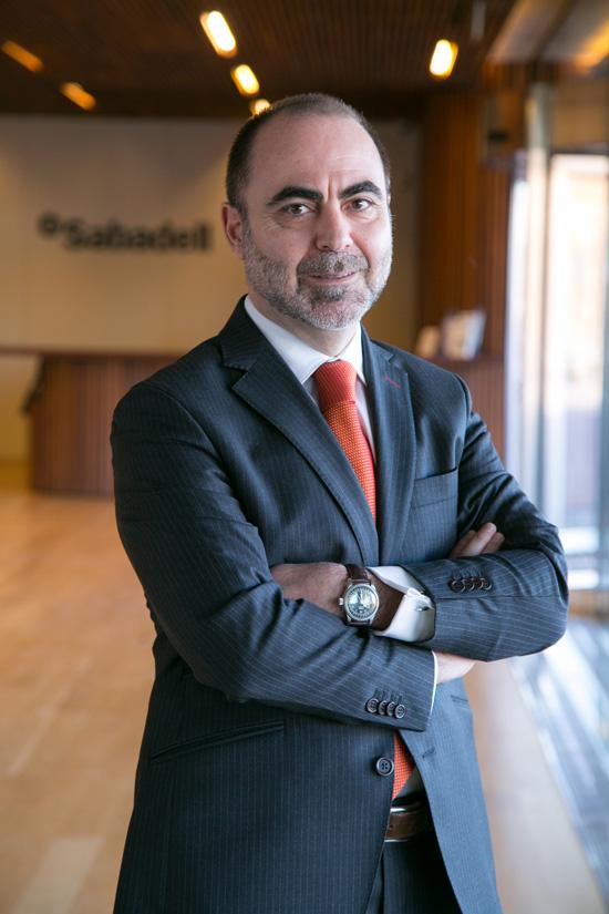 José Antonio Pérez Roger Sabadell Asset Management