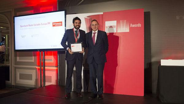 Premios Morningstar Santander Montero Espinosa